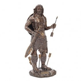 Baldur Cold Cast Bronze Statue