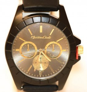 Montres Carlo Water Resistent Wrist Watch