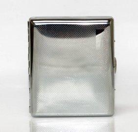 Visol Venice Design Stainless Steel Cigarette Case