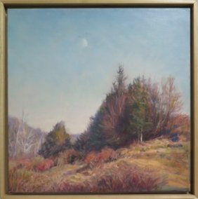 "Carol Raybin, ""forrest Landscape"""