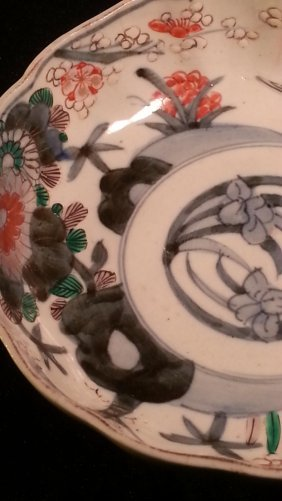 Chinese Enameled Porcelain