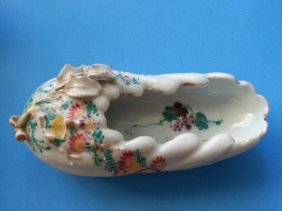 Chinese Antique Porcelain Brushpot