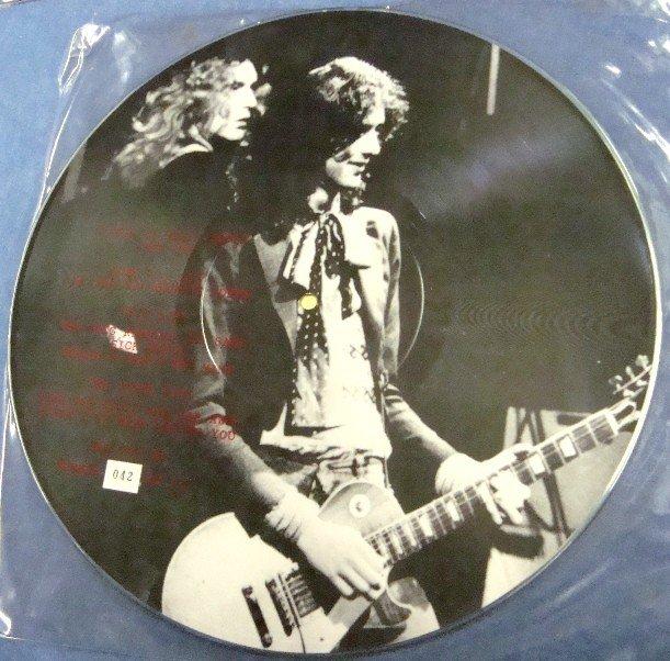 289 Led Zeppelin Rare Quot Listen To This Eddie Quot Bootleg