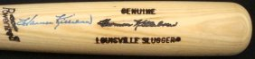 Harmon Killebrew Autographed Louisville Slugger, JS