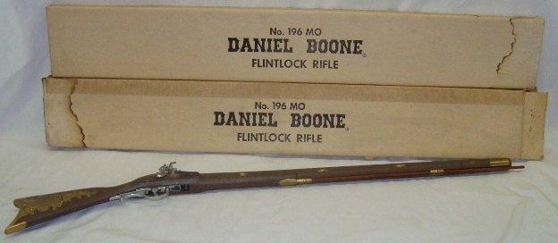 Flintlock Rifle Toy