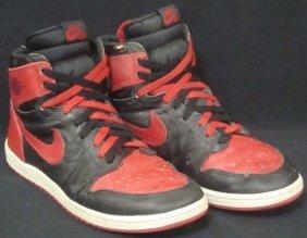 Original Issue Nike Air Jordans, Size 9-1/2 850204ty