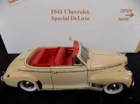 Danbury Mint 1941 Chevrolet Special Deluxe W/original
