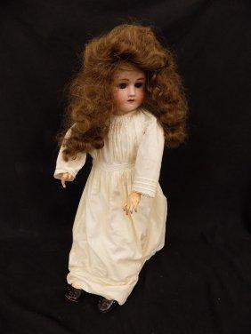 "27"" Heinrich Handwerck Simon & Halbig German Doll"