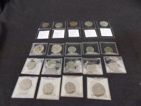 (15) Byzantine Coins Basilli-constantine Vii, Ae Follis