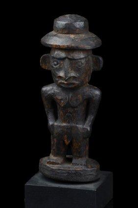 Standing Male Figure - Indonesia - Sumatra, Batak