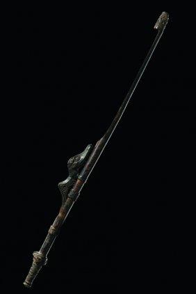 "Spear Thrower ""wawi A Kaino"" - Papua New Guinea, Iatmul"