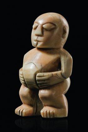 Figure Of A Deity - Tonga