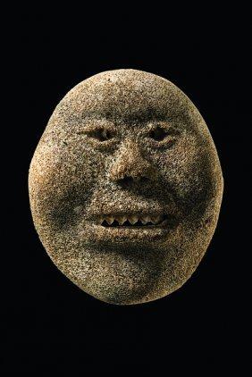 Funeral Mask - Alaska, Inuit
