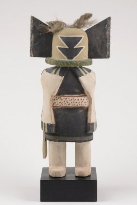 "Doll ""kachina"" - North America, Hopi"