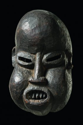 "Mask Of The Night Society ""troh"" - Cameroon"