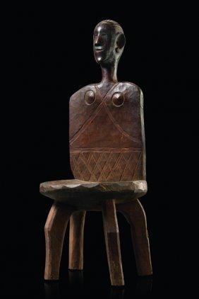 Chief's Stool - Tanzania