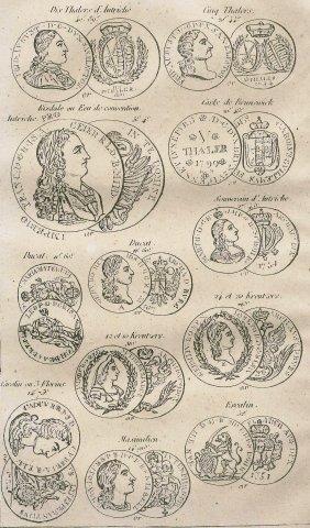 Coins. Austria. 1859.