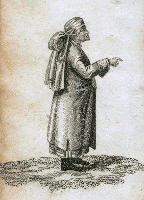 Old Women. 1800 - 1840.