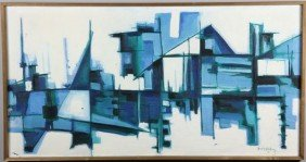 McCracken, Abstract, O/C