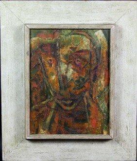 Basaldella, Portrait, O/C