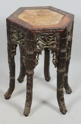 Chinese 19th C. Table