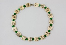20th C. Chinese Necklace