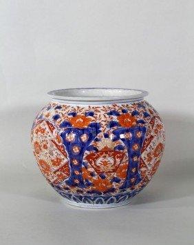 19th C. Japanese Imari Jar
