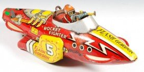 Marx Flash Gordon Rocket Fighter