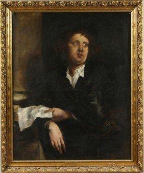Portrait Of Mendelssohn, O/C