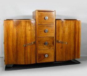 1925 Art Deco Cabinet