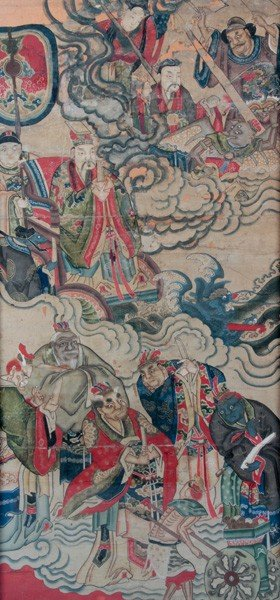 Chinese 18th/19th C. Painting
