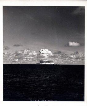 Manhattan Project Collection Of Original Photogra