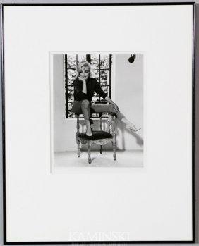 Greene, Marilyn Monroe, Silver Gelatin Print