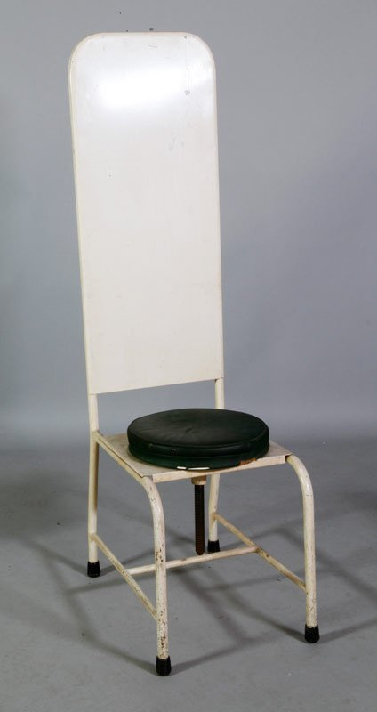 Shampaine pany Medical Chair Lot 4406