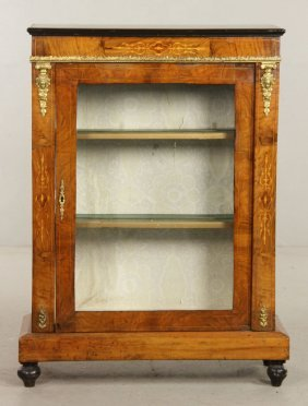 19th C. English Regency Cabinet