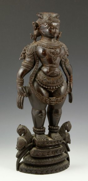 Indonesian Carved Figure