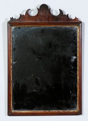 18th/19th C. Chippendale Mahogany Mirror