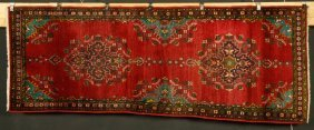 Persian Sarouk Carpet Runner