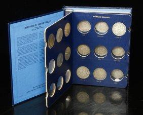 Lot Of U.s. Morgan And Liberty Silver Dollars