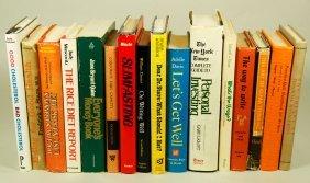 Lot Of Self Help Books