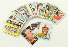 Lot Of Vintage Baseball Cards