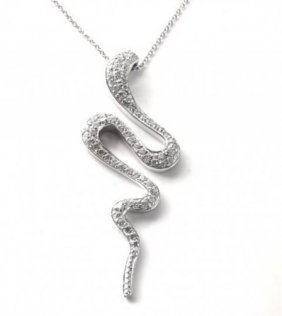 Creation Diamond Pendant 2.00ct 18kw/g Over