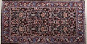 Persian Design Carpet, 6' X 9'.