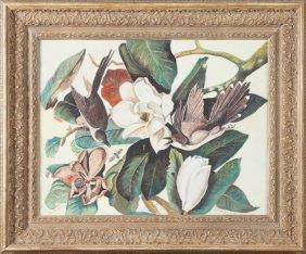 "Rhoda Brady Stokes (1902-1988, Louisiana), ""birds On A"