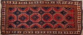 Shiraz Carpet, 9' X 4' 10.