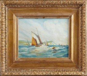 "A. Ramus (francis E. Jamieson, 1895-1950), ""ships In"