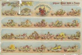 "Mardi Gras Parade Bulletin, Comus, 1894, ""once Upon A"