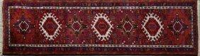 Persian Carpet, 2' 3 X 6' 8.
