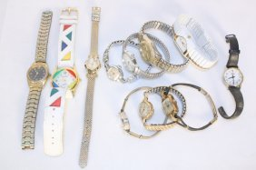 Group Lot 11 Ladies Watches
