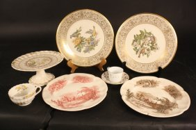 10 Piece Assorted China